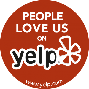People Love Us on Yelp nb