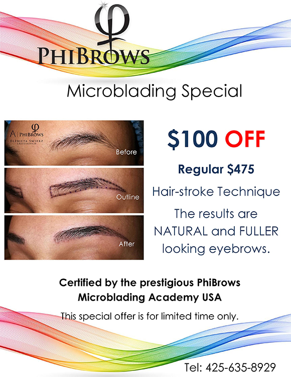 microblading offer